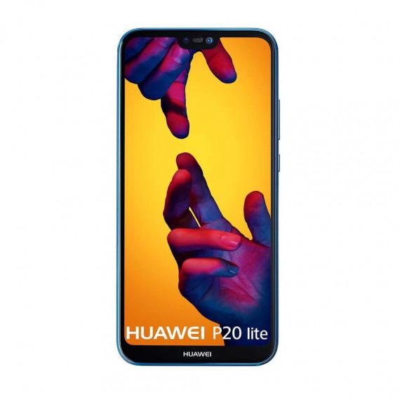 Huawei P20 Lite Bleu