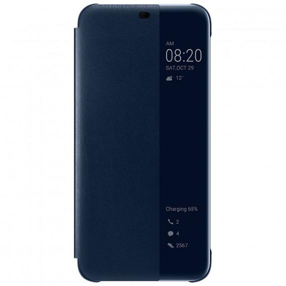 Huawei Smart View Flip Cover Bleu for Mate 20 Lite