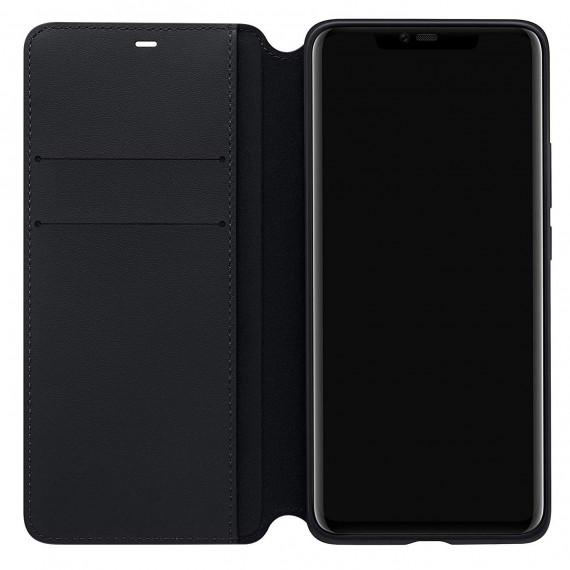 Huawei Wallet Flip Noir Mate 20 Pro