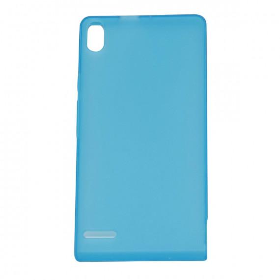 Huawei TPU Case Bleu Ascend P6