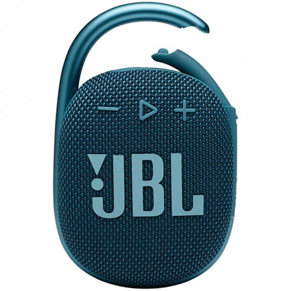 JBL Enceinte Bluetooth  Clip 4 Bleu