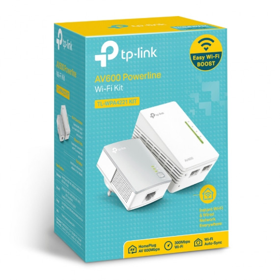 TPLINK TP-Link Powerline AV600