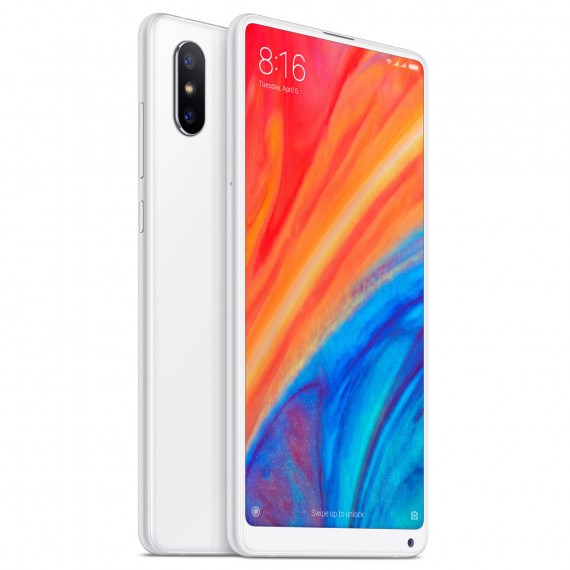 Xiaomi Mi Mix 2S Blanc (64 Go)