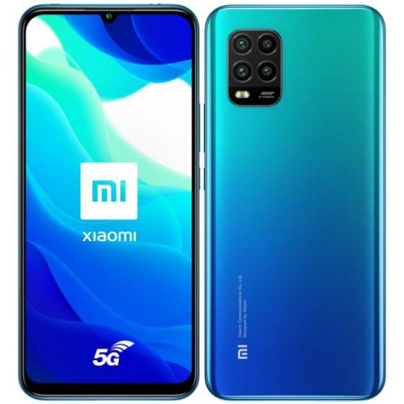 Xiaomi Smartphone  Mi Note 10 Lite 5G Bleu