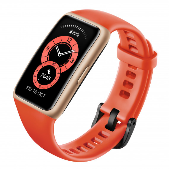 Huawei Band 6 Orange