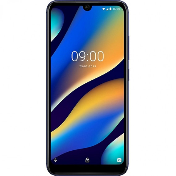 WIKO Smartphone Android  View 3 Lite Bleu