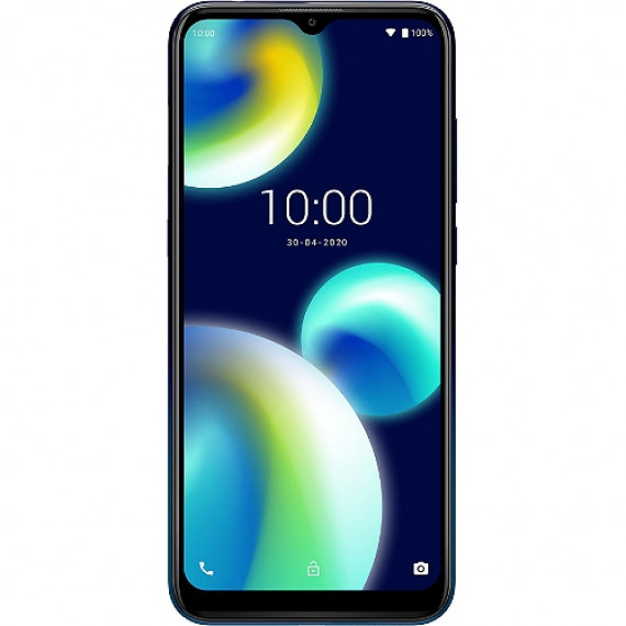 WIKO Smartphone Android  View 4 Lite Bleu