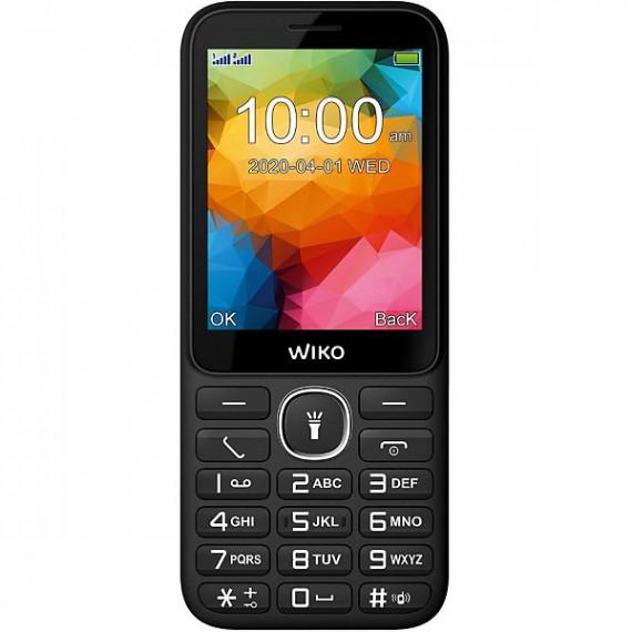 WIKO Téléphone portable  F200 Noir
