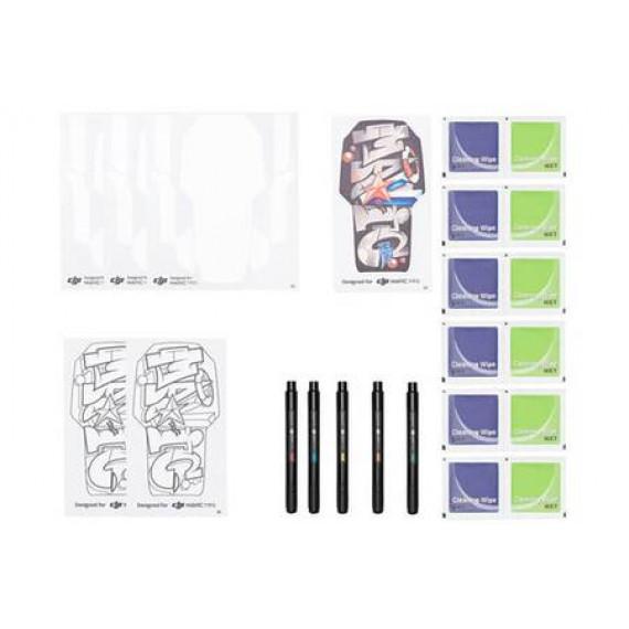 DJI Mavic Mini DIY Creative Kit (autocollants et marqueurs)