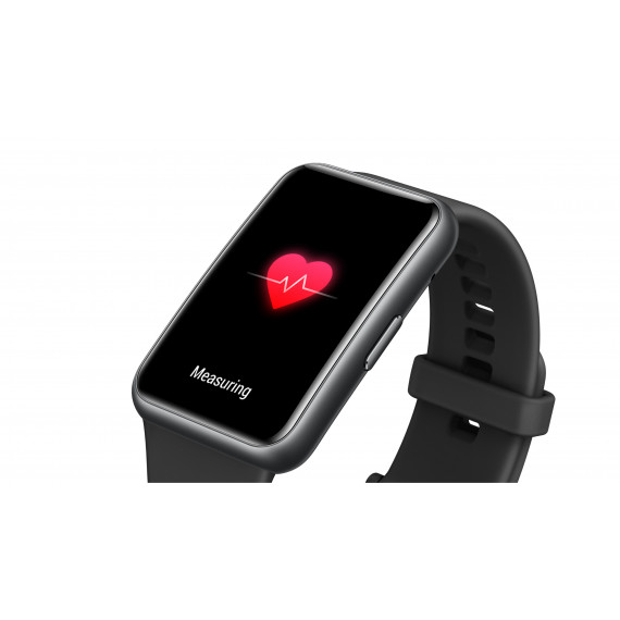 Huawei Montre connectée  Watch Fit Noire