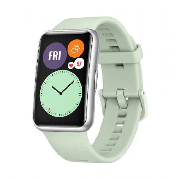 Huawei Montre connectée  Watch Fit Verte