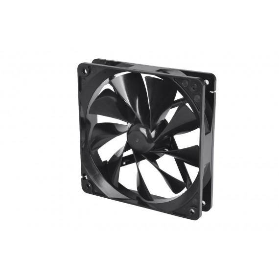 Ventilateur Thermaltake Pure S 12 120x120x25 noir  17,3 dB 50,5 m³ / h (29,7 cfm)