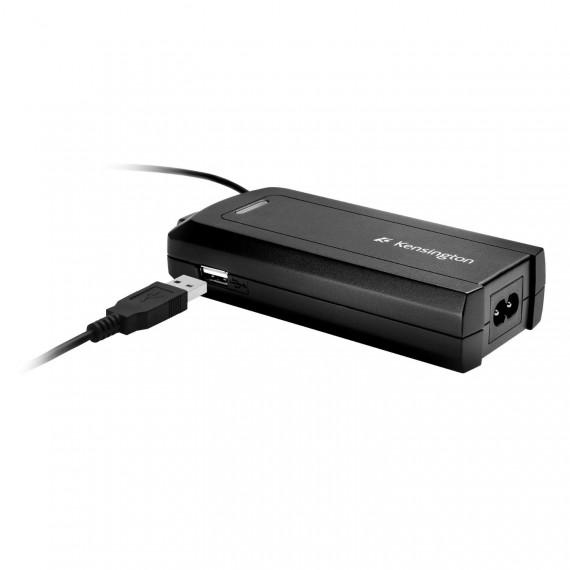 Adaptateur secteur Kensington chargeur secteur pour PC portable Sony - 90W avec port de charge USB