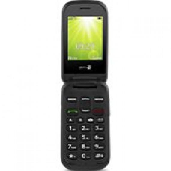 Doro Téléphone portable  2404 noir