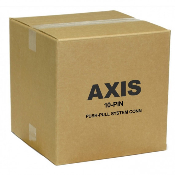 Axis 10-pin Push-pull System Connector
