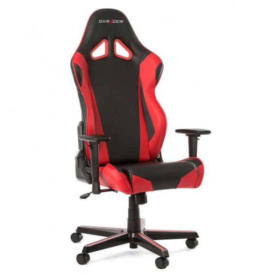DXRacer Racing NO Gaming président R0 - Noir / Rouge