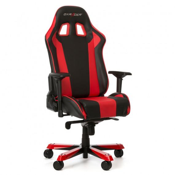 DXRacer Roi K06 NO Président Gaming - Noir / Rouge