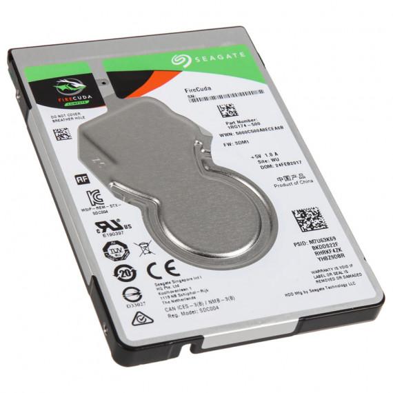 Seagate FIRECUDA SSHD 500 GO (ST500LX025)