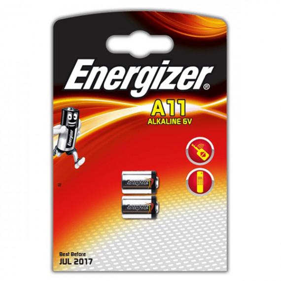Energizer A11/E11A Alkaline 6V (par 2)