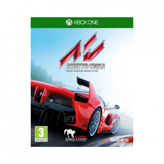 505 GAMES ASSETTO CORSA XBOX ONE
