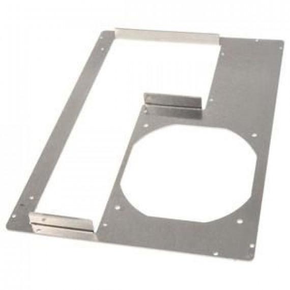 GENERIQUE DimasTech PCI-Backpanel Micro-ATX, 5 Slots