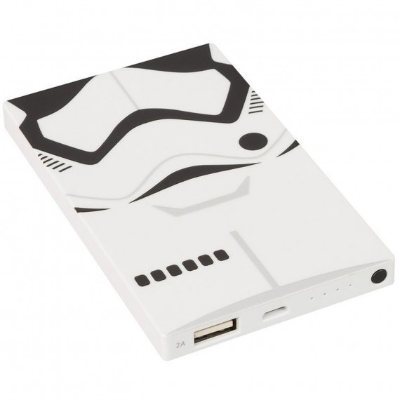 GENERIQUE Powerbank Star Wars Storm Trooper 4000 mAh