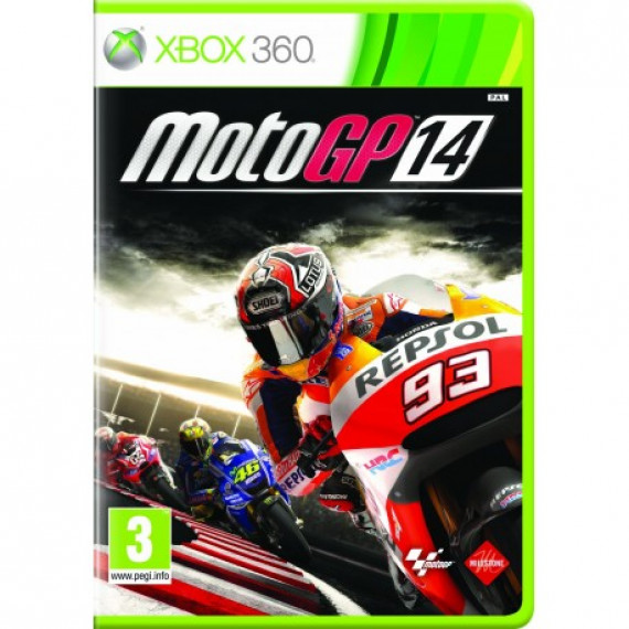 Bigben Interactive MotoGP 14 (Xbox 360)