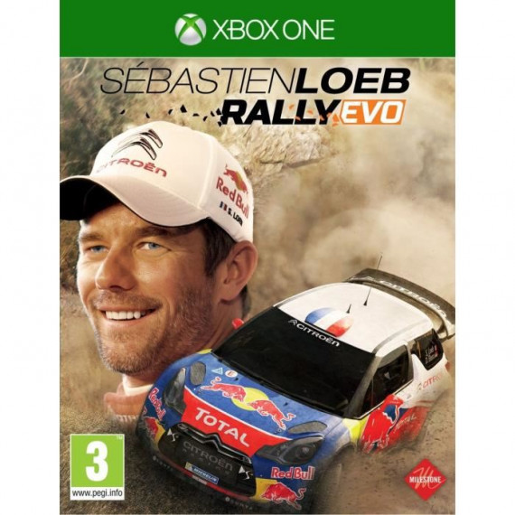 Sébastien Loeb Rally Evo (XboxOne)
