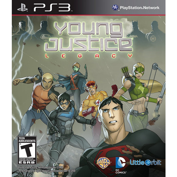 Young Justice : Legacy (PS3)
