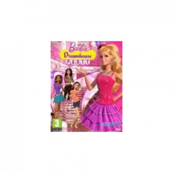 Barbie Dreamhouse Party (Wii)