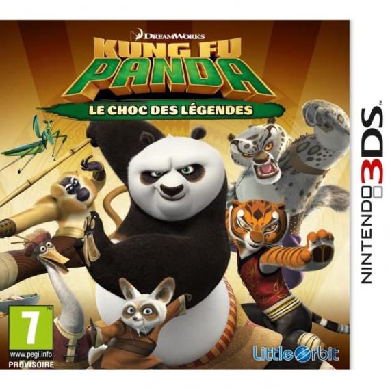 BANDAI NAMCO KUNG FU PANDA 3DS