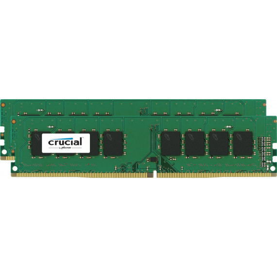 CRUCIAL DIMM 16 GB DDR4-2133 Kit CT2K8G4DFS8213