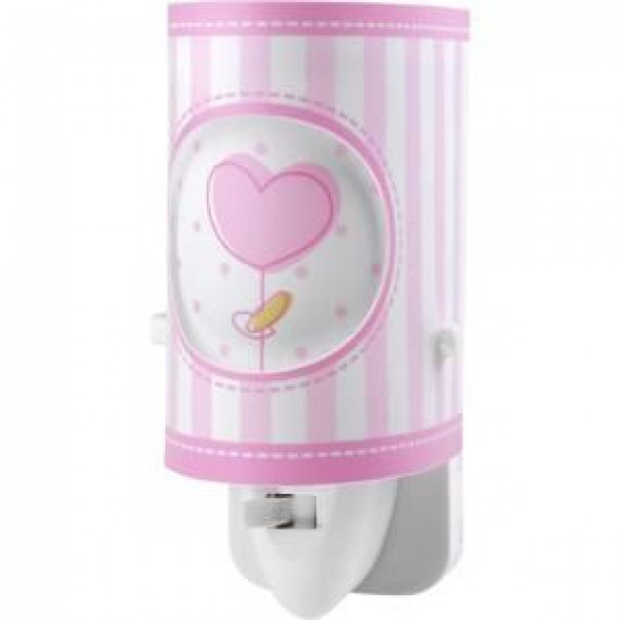 1MORE Veilleuse enfant Sweet Light Pink