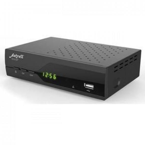 ASTRELL ASTRELL 013127 Décodeur satellite DVB-S2 HD FTA/noir
