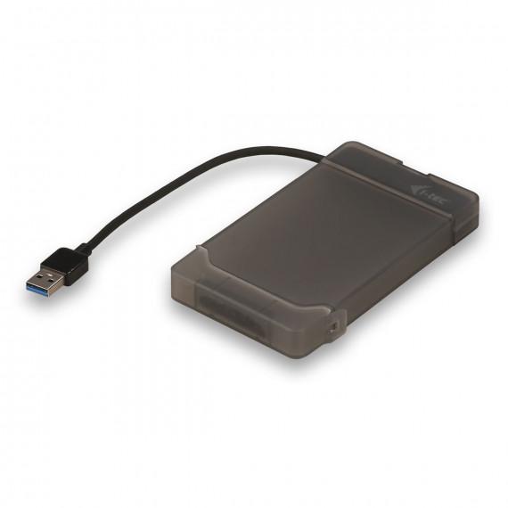 """I-TEC MySafe USB 3.0 Easy 2.5"""" External Case Noir"""