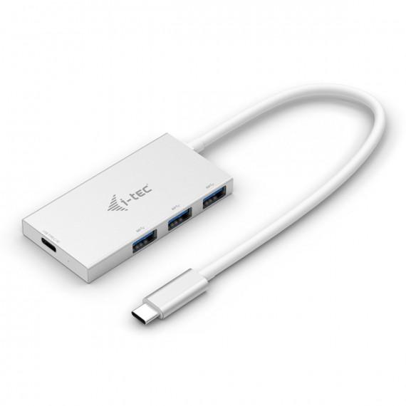 I-TEC USB-C Hub 3 Port + Power Delivery