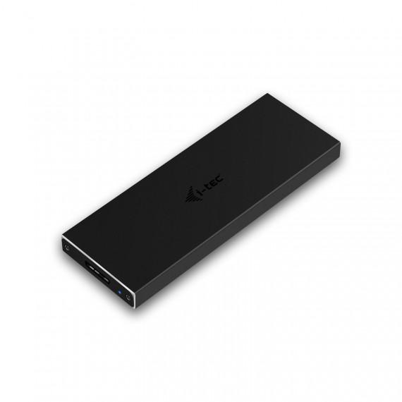 I-TEC MySafe USB 3.0 M.2 SSD External Case