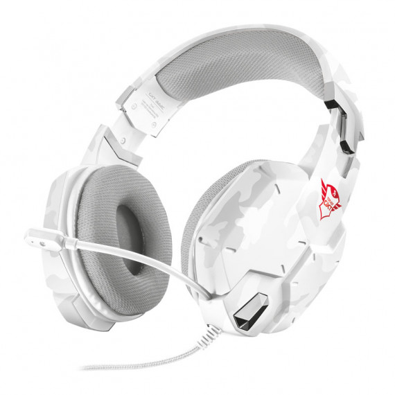 TRUST Gaming GXT 322 (camouflage blanc)