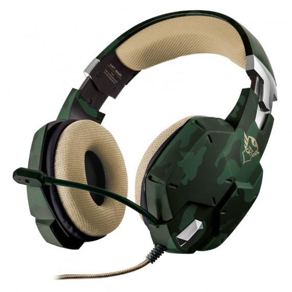 TRUST GXT 322 (camouflage vert)