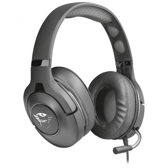 TRUST GXT Gaming 420 Rath multiplateformes Gaming Headset - Noir