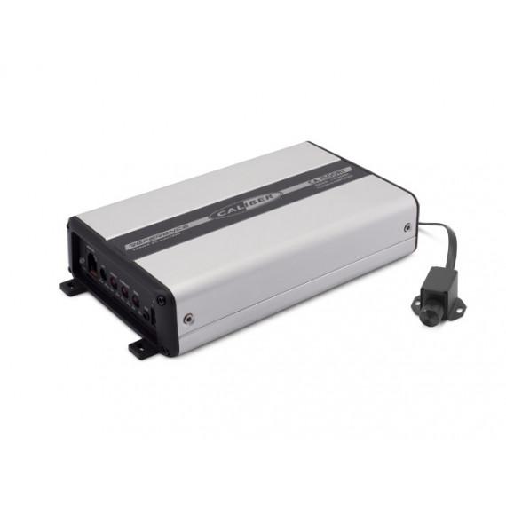 Caliber Caliber CA1500R1 - Amplificateur 1 canal classe D 2400W avec télécommande filaire