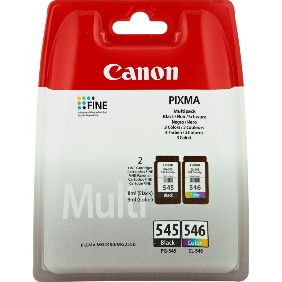 CANON Canon PG-545 / CL-546 Multipack
