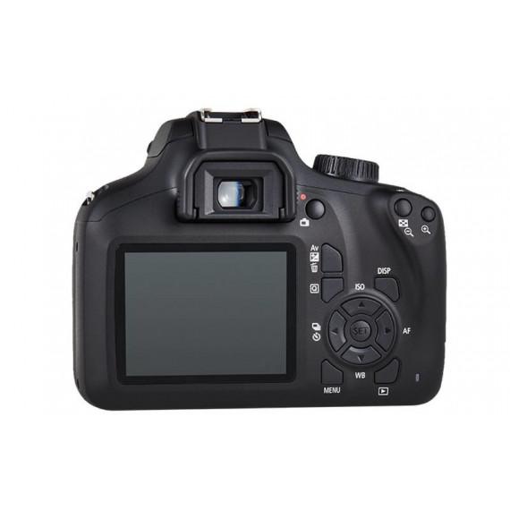 CANON Reflex numérique  Eos 4000d+18-55+70-300