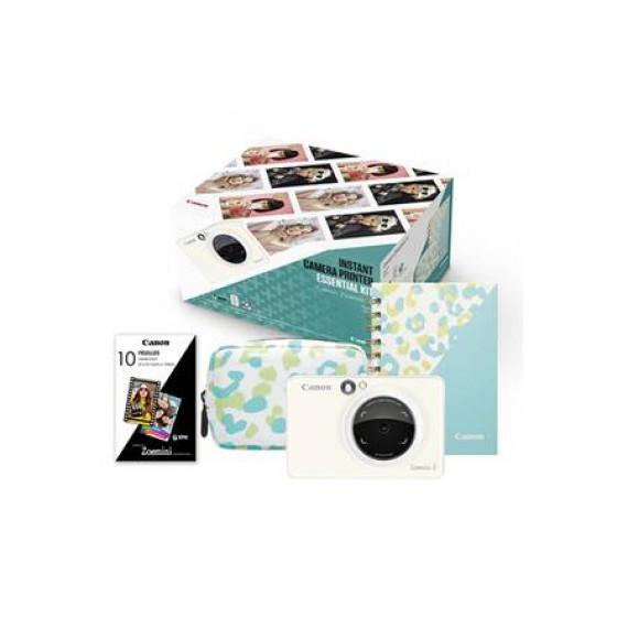 CANON Pack Zoemini S blanc et imprimante portable