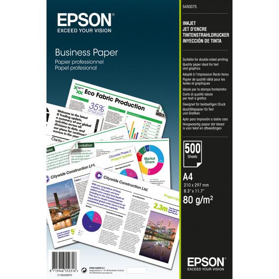 EPSON Ramette Business Papier