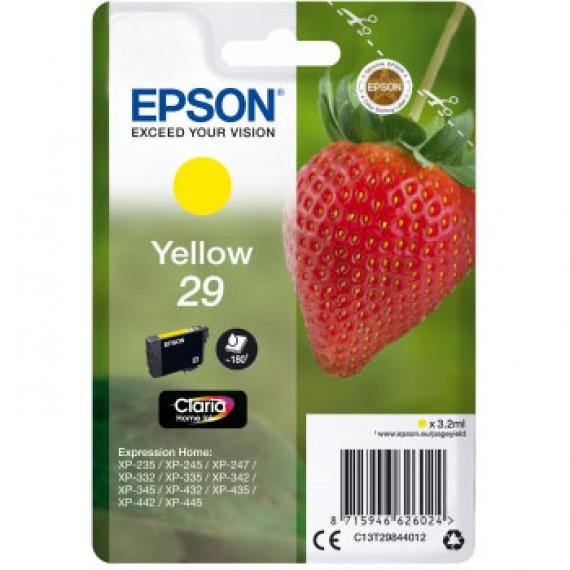 EPSON Fraise 29 Jaune