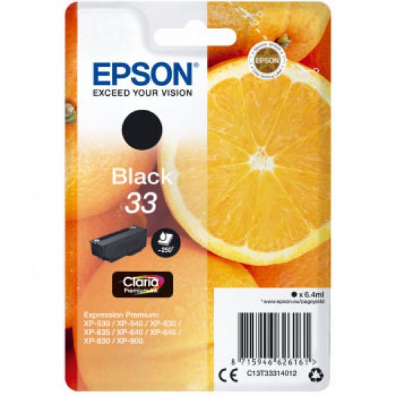 EPSON Oranges 33 Noir
