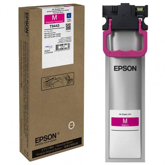 EPSON WF-C5XXX Series Ink Cartridge L Magenta (C13T944340)