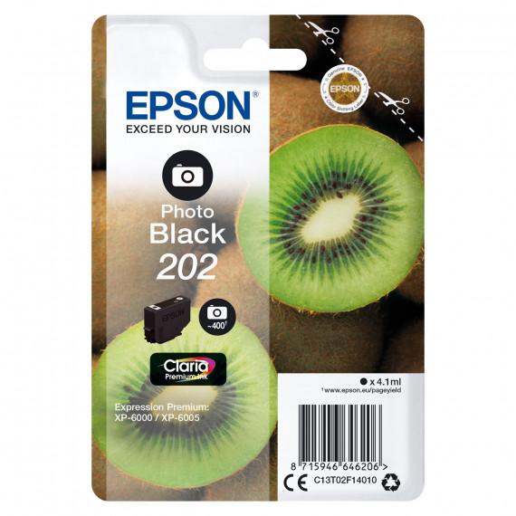 EPSON Kiwi Noir Photo 202