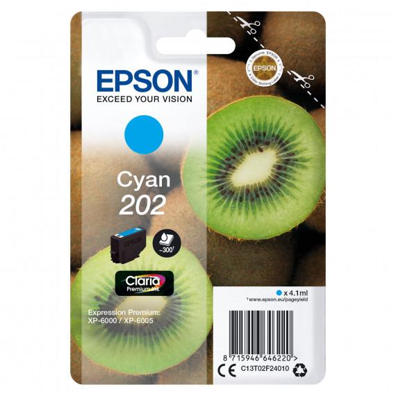 EPSON Kiwi Cyan 202